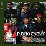 Public Enemy Icon [cd Novo De Fabrica Lacrado]